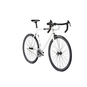 FIXIE Inc. Floater Race Citycykel vit
